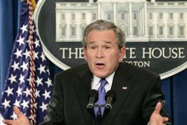 Он также обещал, что не позволит терьерам захватить Америку.