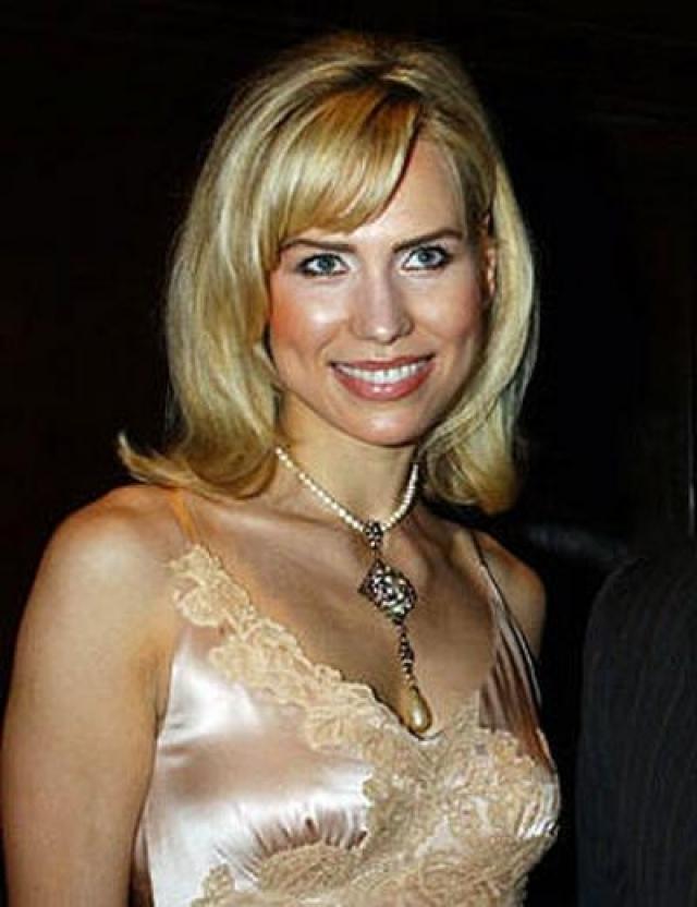 Анна Малова. 1998. В своем первом конкурсе белокурая 16-летняя девочка из Ярославля участвовала еще в 1993 году и тогда завоевала лишь второе место.