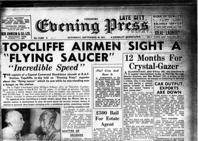 Все это происходило на двух идущих друг за другом уик-эндах между 13 и 29 июля 1952 года, даже удостоилось внимания президента.