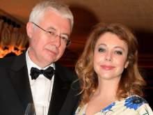 Потрясенная самоубийством мужа Божена Рынска слегла в больницу