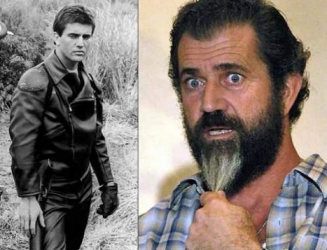 Мел Гибсон Голливудский актер Мел Гибсон отрастил седую бороду и заметно постарел. Даже папарацци с большим трудом узнали в седом мужчине в возрасте популярную кинозвезду.