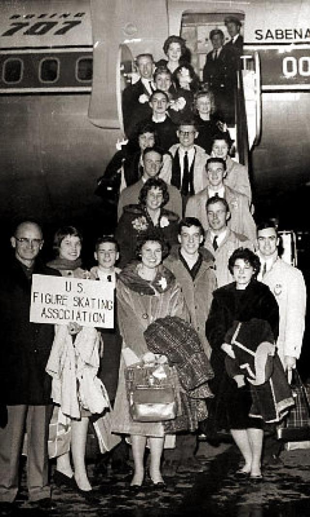 Погибли все находившиеся на его борту 72 человека, а также один человек на земле. Среди пассажиров была сборная США по фигурному катанию (34 спортсмена и тренера), которая направлялась на чемпионат мира в Прагу (Чехословакия).