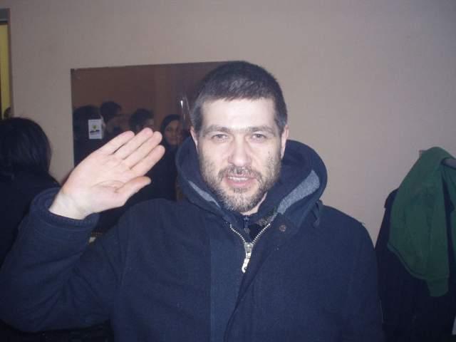 """Александр Васильев. Солист группы """"Сплин"""" свои первые песни написал, отбывая службу в стройбате в 1987-1989 гг."""