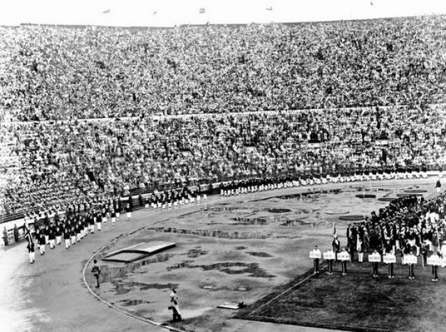 Хельсинки-1952. Если учитывать негласные правила Олимпиады, то эта все еще не закончилась.