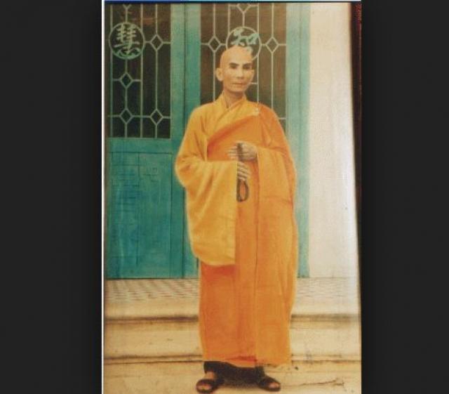 Тхить Куанг Дык. Южновьетнамский буддистский монах занимался проповеднической деятельностью и курировал строительство новых храмов на юге страны.