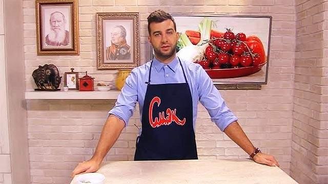 """9. В 2006 году Урганта пригласили вести кулинарную передачу """"Смак""""."""