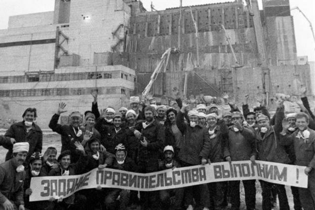 В середине 1980-х многие сотрудники, работающие над обеспечением безопасности стратегических объектов на Украине, написали более 40 записок в ЦК КПСС о недопустимости использования ядерного реактора Чернобыльской АЭС для лабораторных целей.