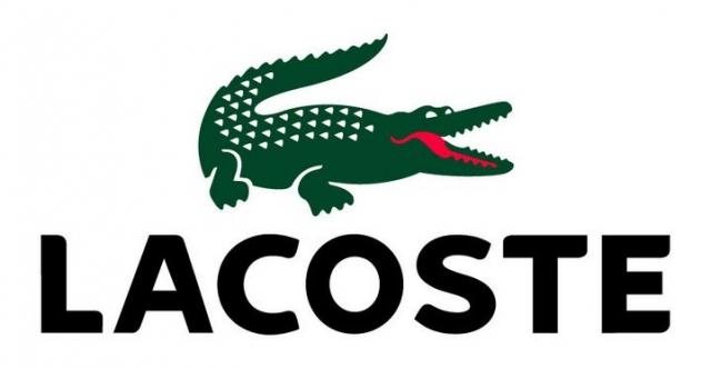 Поскольку сам он профессионально играл в теннис и даже получил спортивную кличку Аллигатор, один из его друзей в шутку нарисовал маленького крокодила, который и стал известной ныне эмблемой компании.