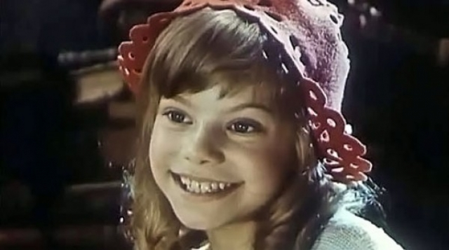 Яна Поплавская, Красная Шапочка. За эту роль в 11 лет юная актриса была удостоена Государственной премии СССР за лучшую детскую роль.
