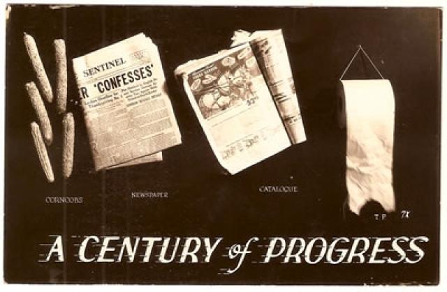 Туалетная бумага. Что только не использовали наши предки до изобретения этого предмета первой необходимости.
