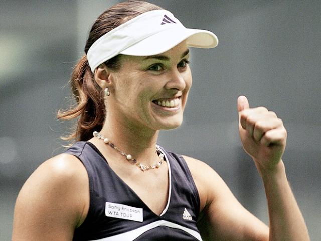 Скандал с применением кокаина стоил швейцарской теннисистке Миртине Хингис карьеры.