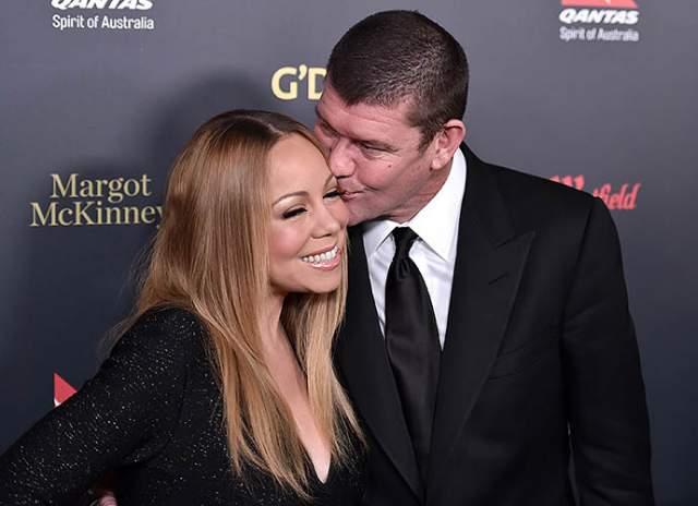 Стоит связывать или нет, но пресса все-таки связывает разрыв в 2017 году исполнительницы с ее возлюбленным, миллиардером Джеймсом Паркером, с которым они были помолвлены, с лишним весом. Говорят, он сравнил Мэрайю с моделью Мирандой Керр.