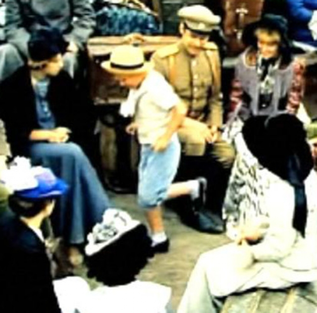 """Максим Аверин впервые промелькнул на экране в фильме """"Похождения графа Невзорова""""."""