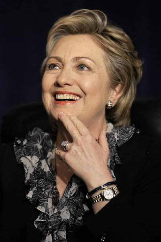 Хиллари Клинтон Американский политик IQ=140