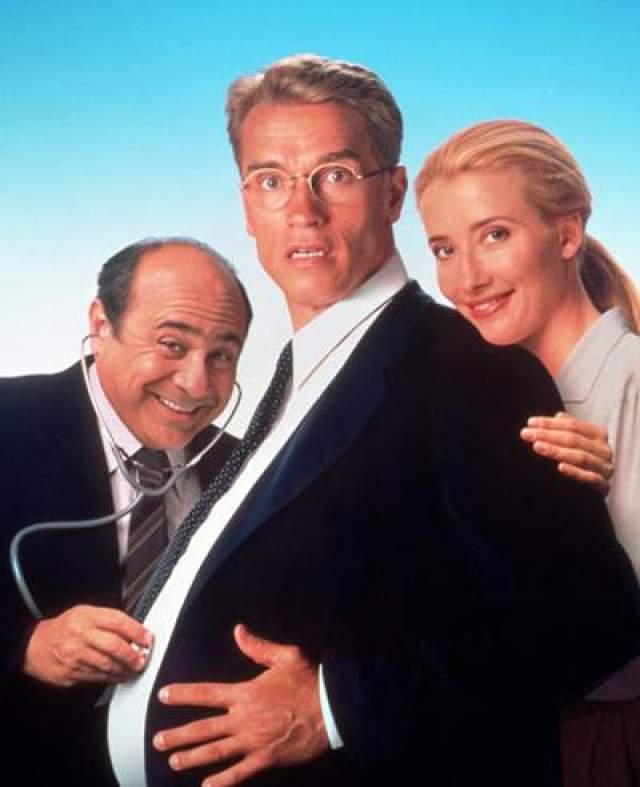 1994 год: «Джуниор» с Дэни Де Вито и Эммой Томпсон.