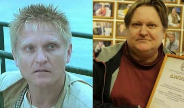 Сергей Викторович Русскин, 63 года - Сергей Олегович Савенко.