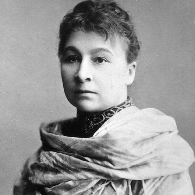 Муж у неё рано умер. Она была одинока, мало кого принимала. 12 марта 1928 года уснула и больше не проснулась. Похоронена, согласно завещанию, во Владыкино. Впоследствии перезахоронена на Новодевичьем кладбище.