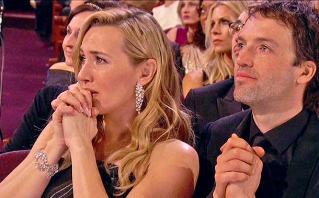 А реакция Кейт на выигранный Лео Оскар растрогала миллионы пользователей.