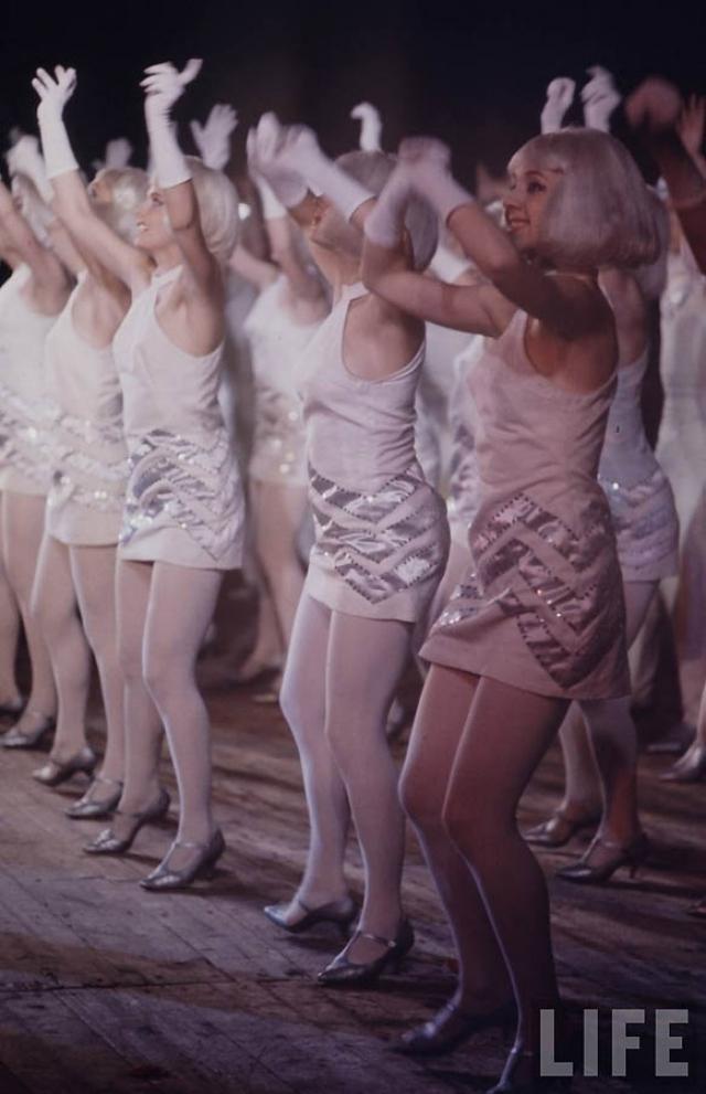 Танцевальный ансамбль.