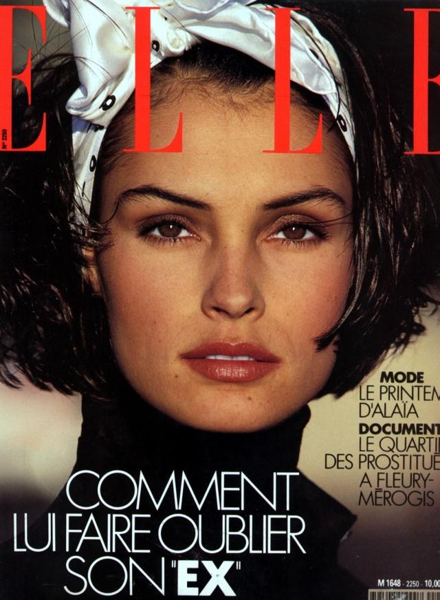 """Фамке Янссен. Актриса, родившаяся в Нидерландах, переехала в США, чтобы стать моделью в 1984 году и работала в модельном агентстве """"Elite Model Management"""" и нескольких других агентствах."""