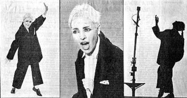 """В 1990 году окончила Музыкальное училище имени Ипполитова-Иванова, записала сольный """"Русский альбом"""" и недолгое время работала в Театре Аллы Пугачевой."""