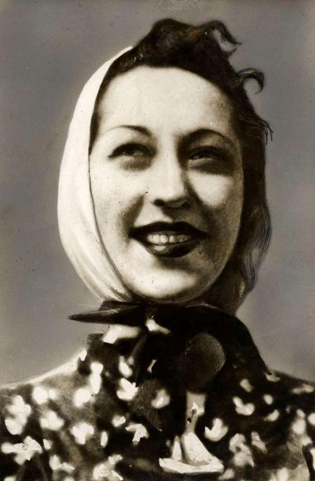 В июле 1937 года Вейдман познакомился с Джин де Ковен , танцовщицей из США. Джин жила в Нью-Йорке, где занималась преподаванием балета и классических танцев, и приехала в Европу к тетке.