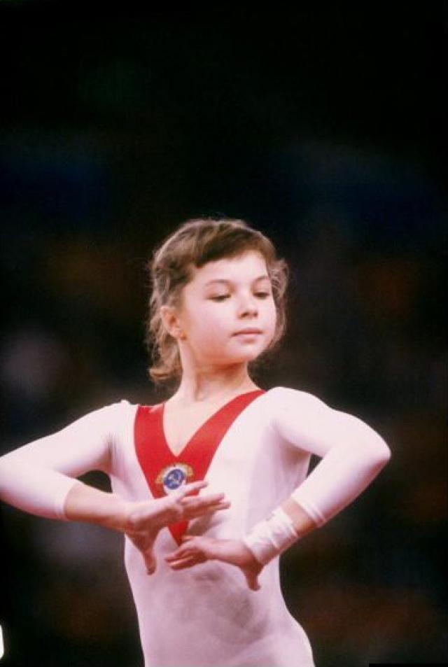 Ольга Бичерова (спортивная гимнастика). В 7 лет начала заниматься гимнастикой в спортшколе ЦСКА. В 1980 году выиграла международные молодежные товарищеские состязания.