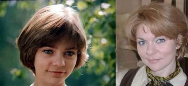 """И вот, Наташа с бабушкой в 1987 году приехала на съемки картины в студии """"Беларусьфильм"""". Остановилась в гостинице """"Минск"""". Туда друзья Дениса принесли в гостиницу посылку - коробку из-под телевизора, в которой сидел мальчик. Пара в 1993 году поженилась, а в 2001 - разошлась."""