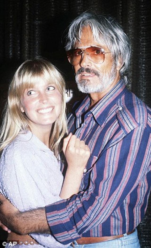 """Джон Дерек. Звезда """"золотого века"""" Голливуда встретил Бо Дерек, когда ей было всего 16 лет."""