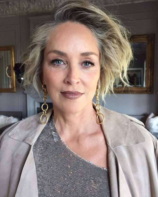 Долгое время Шэрон предпочитала не говорить об этом, однако в одном из своих интервью телеканалу CBS актриса рассказала о том, как протекала ее борьба за жизнь.