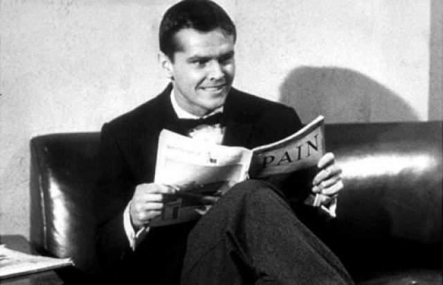 "Джек Никлсон - ""Плакса-убийца"" (1958)"