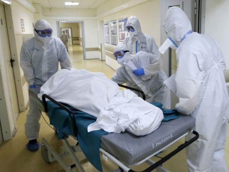 В России за сутки выявили рекордные 22702 новых случая COVID-19