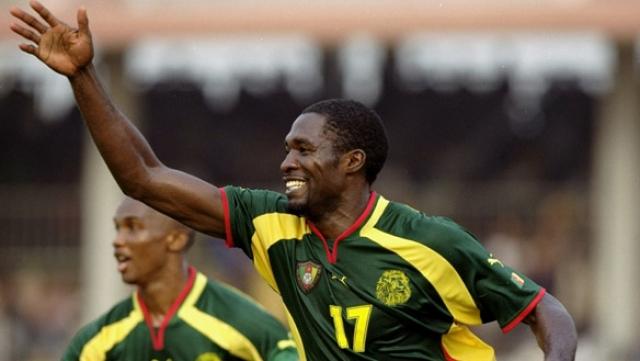 Спустя два года вместе со сборной Камеруна он выиграл Кубок африканских стран и играет на Чемпионате мира в Японии и Южной Корее.