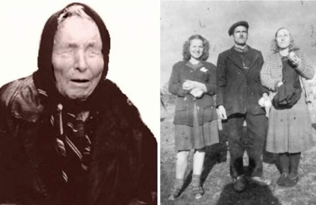 Она родилась в бедной крестьянской семье в небольшом болгарском поселении, и в возрасте 12 лет, в результате урагана, ослепила. Считается, что именно после того, как девочка потеряла зрение, у нее открылся дар предвидения.