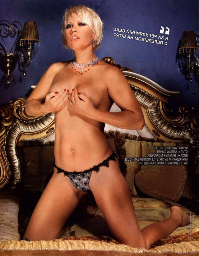Наталья Рогозина. Обладательница множества титулов в профессиональном боксе становилась участницей нескольких откровенных фотосессий.