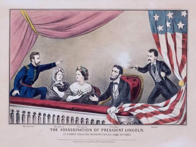 По словам врачей, если ы 14 апреля 1865 года сторонник южан Джон Уилкс Бут не застрелил Линкольна, он умер бы сам - еще до конца того же года.