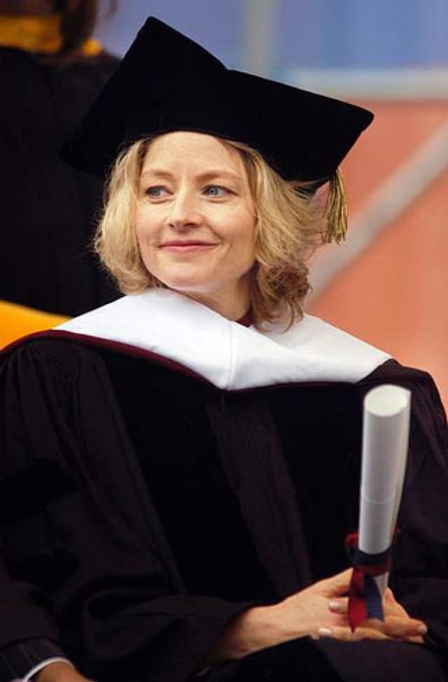 """Джоди Фостер, 55 лет. У звезды """"Молчания ягнят"""" IQ — 132."""