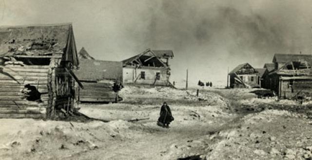 В январе 1942 года они вышли к деревне Красный Колодец, тогда Федчук сообщил, что женат и поблизости живет его семья и оставил Тоню одну.