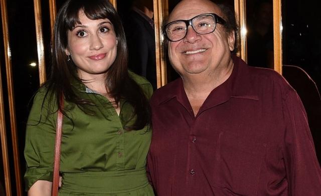 Дэнни и Люси Девито.