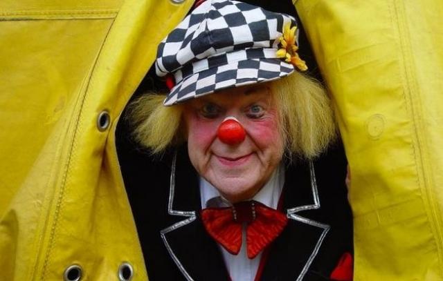"""Олег Попов. За границу """"самый известный клоун мира"""" эмигрировал из СССР в 1991 году от безысходности, когда пенсии перестало хватать даже на еду."""