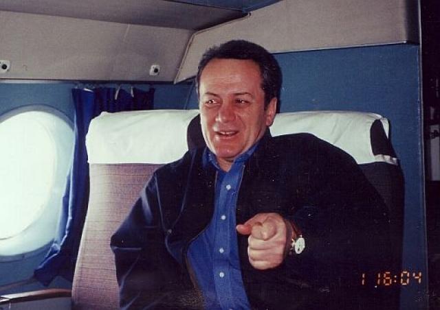 20 августа 2003 года на Камчатке пропал вертолет Ми-8, на борту которого находилась группа руководящих сотрудников администрации Сахалинской области во главе с губернатором Игорем Фархутдиновым.