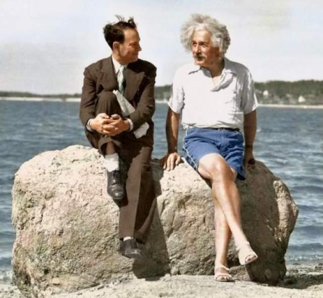 Альберт Эйнштейн, 1939 год