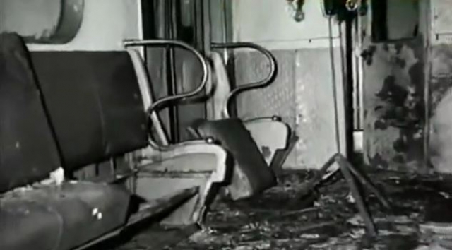 Этот взрыв повлек за собой наибольшее количество жертв, поскольку в это время поезд был переполнен.