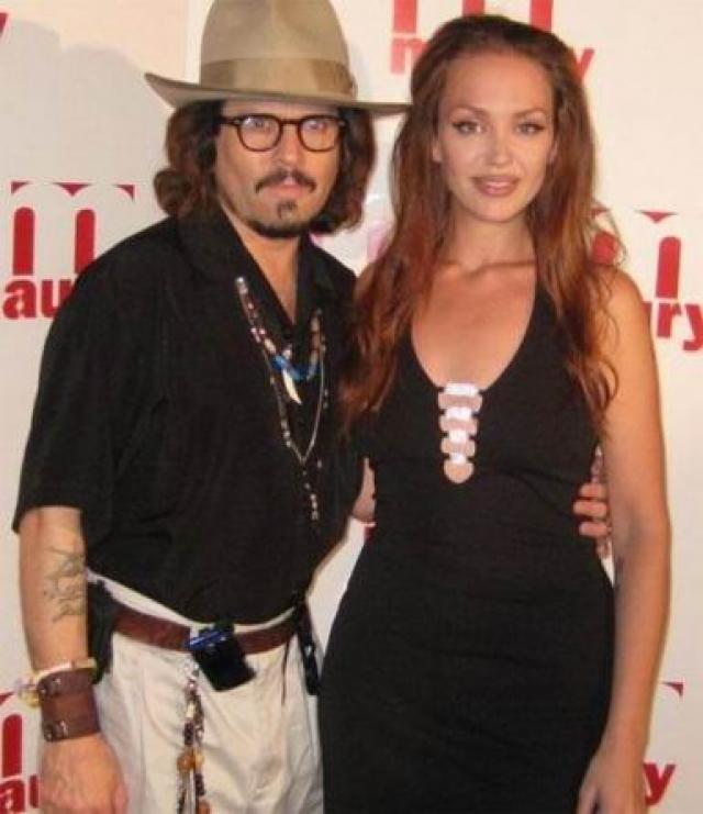 Тиффани даже снялась в дуэте с Джонни Деппом в фильме Meet Spartans. Актер подметил, что на съемочной площадке девушка держалась весьма профессионально.