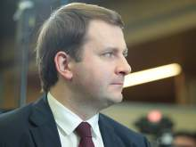 Глава МЭР Орешкин нашел позитив в обвале рубля