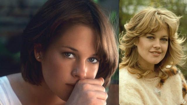 Мелани Гриффит. Актриса некогда обладала по-настоящему кукольной внешностью.