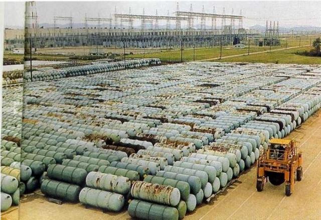 """Комбинат """"Маяк"""", уже как Производственное Объединение """"Маяк"""", функционирует и в настоящее время. Объединение является одним из крупнейших российских центров по переработке радиоактивных металлов."""