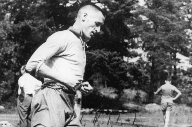 Нильс Лидхольм. На чемпионате мира 1958 года один из лучших футболистов Швеции за всю историю открыл счет в финальном матче с Бразилией. Впервые на том турнире извечные чемпионы были вынуждены отыгрываться.