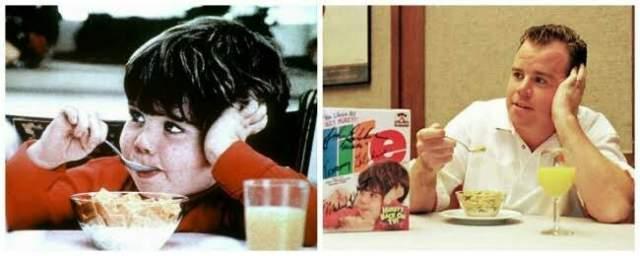 Джон Гилкрист, реклама сухих завтраков Life. В 1972 году Джон Гилкрист (John Gilchrist) снялся в американской рекламе сухих завтраков Life, которая оказалась очень популярной, и ее 12 лет крутили по телевидению.