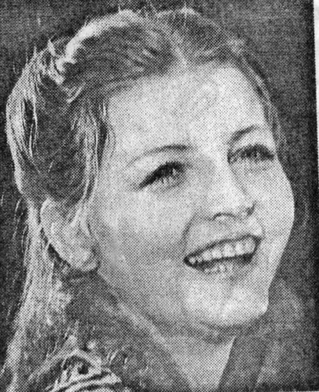 Ольга Науменко.